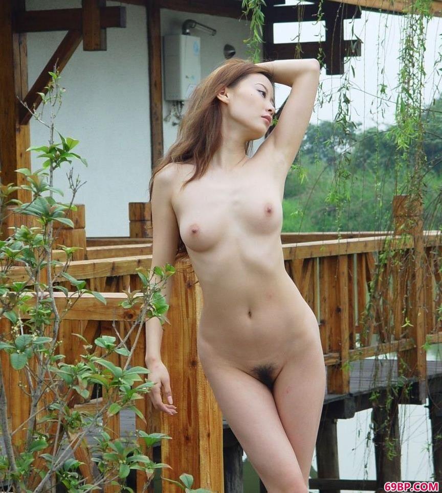 名模王丹深圳海上田园人体写真D3_西西大胆国模人体艺
