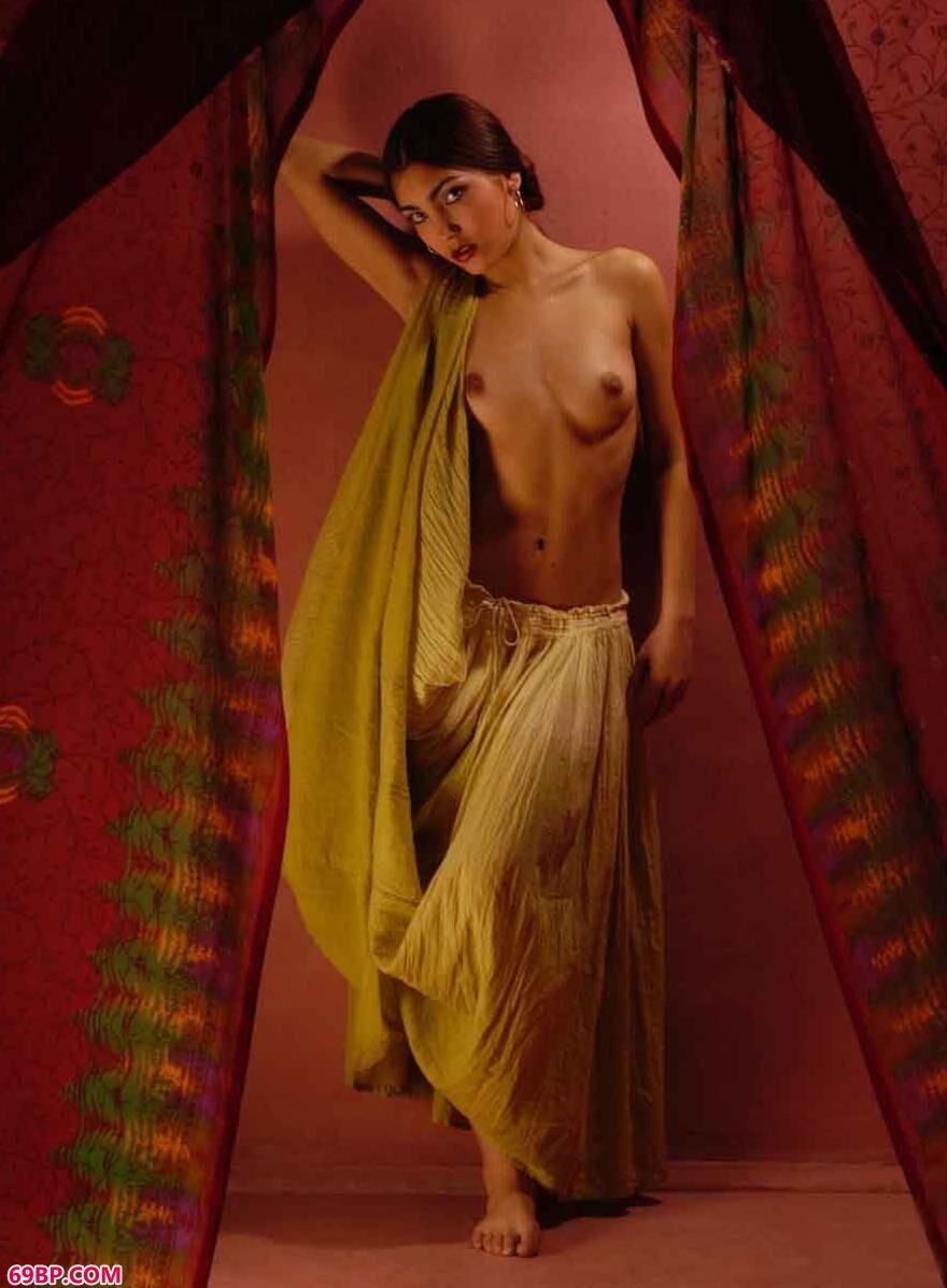 西班牙超模Flamenco棚拍民族舞蹈人体