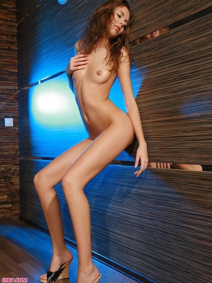 乌克兰人体裸模ALENA5