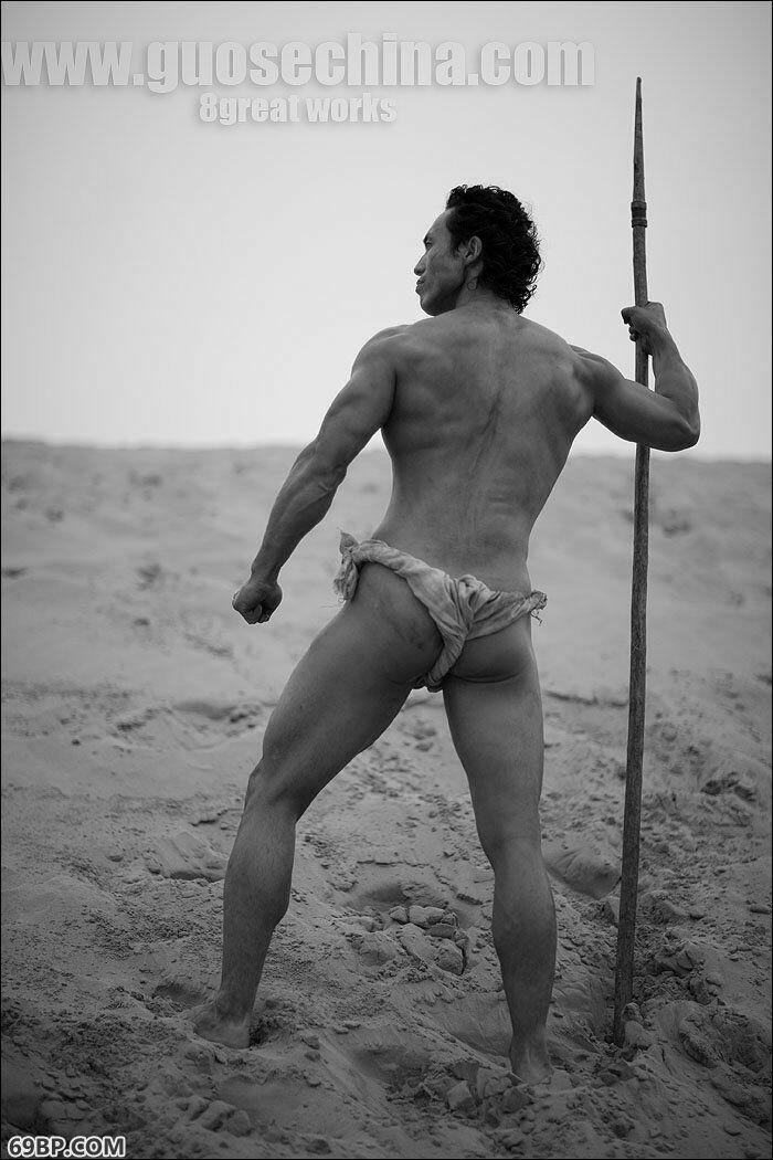 至刚至柔的男女人体艺术